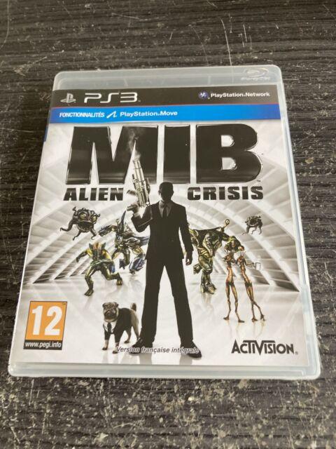 Jeu PS3 - MIB Alien Crisis