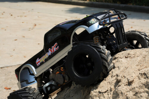 1/4 scale 4X4 35CC GAS Monster truck RC 2 4G RTR FS Racing