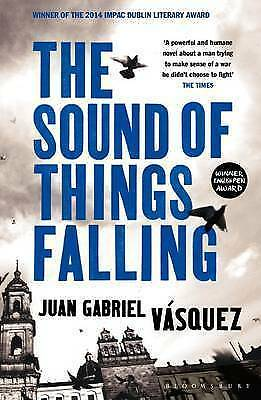 1 of 1 - The Sound of Things Falling-ExLibrary