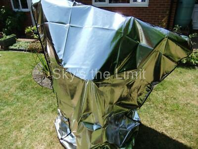 Protective Cover for Solar Scope Reflector /& SCT Telescope 150 x 180 Refractor