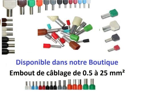 Goulotte GTL 18 Modules 2 compartiments clipsable Rési9 Schneider R9HKT18