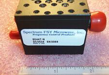 Spectrum Fsy Microwave 80822 Duplexer For Online