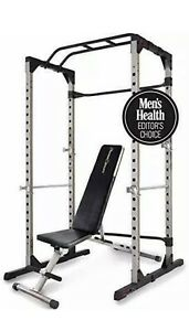 Fitness Reality 810XLT Power / Squat Rack with Weight ...