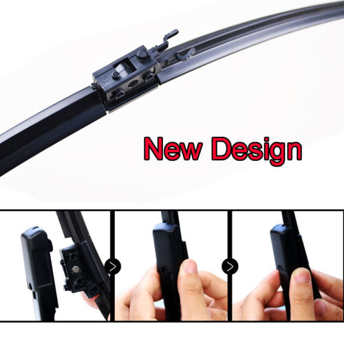 "24/""22/"" Front Windshield Wiper Blades For Mercedes E-Class W213 2016 2017 2018 19"