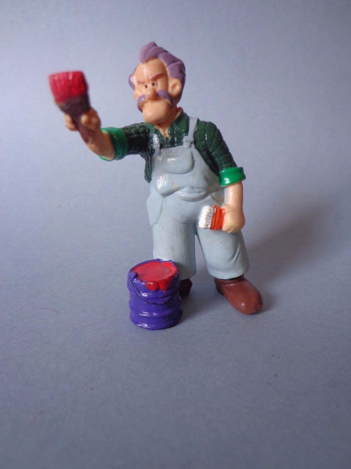 Raro Mrs Pepper Pot PVC Figura – Mr. Fork Pepperpot Maia Borges (M + B) Portugal