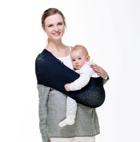 Wacotto Wide Easy baby carrier Award winning waterproof lightweight sling