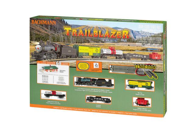 "24024 Coffret départ vapeur ""Trailblazer"" Train ech N 1/160"