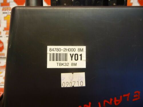 Details about  /07 08 09 10 HYUNDAI ELANTRA CENTER DASH STORAGE COMPARTMENT 84780-2H000 OEM
