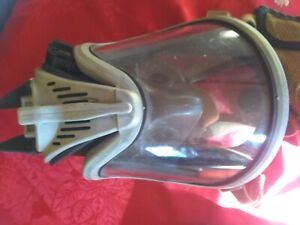 Gas-Mask-MSA-Ultra-Elite-Medium-Used