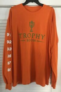 a27abde0f74 Image is loading MICHAEL-JORDAN-TROPHY-ROOM-LONG-SLEEVE-T-SHIRT-
