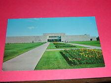 The Museum of Natural History, Regina Saskatchewan Postcard