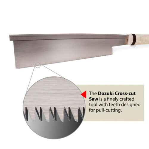 StewMac Dozuki Cross-cut Saw