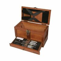 Outers 25 - Piece Universal Wood Gun Cleaning Tool Chest (.22 C... Free Shipping