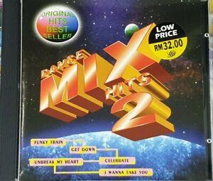 Various-Artist-Dance-Mix-Hits-2-VSP-Malaysia-Press-Cd