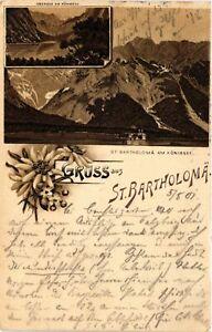 CPA-AK-Konigssee-Gruss-aus-St-Bartholoma-GERMANY-879341
