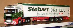 Corgi Cc13756 Eddie Stobart Scania R440 Biomasse H8219 Px60 Czl Carey Louise Nouveau