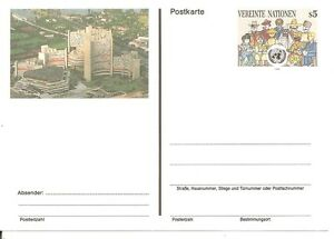 United-Nations-Vienna-SC-UX6-Postal-Card-Mint-Condition