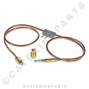 Dynamique Falcon Interrupteur Gaz Thermocouple 850 Mm Coupé 535670024 Friteuse Pasta Chaudière-afficher Le Titre D'origine