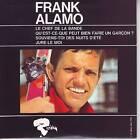 CD EP FRANK ALAMO ** LE CHEF DE LA BANDE ** SOUVIENS TOI DES NUITS D'ETE