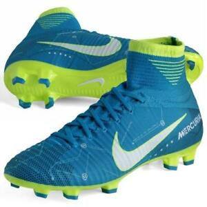 NEW Nike JR Mercurial Superfly V DF Nemar JR Boys Soccer Cleats Size 4.5Y