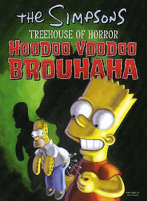 Hoodoo Voodoo Brouhaha (The Simpsons Treehouse of Horror), Groening, Matt | Pape