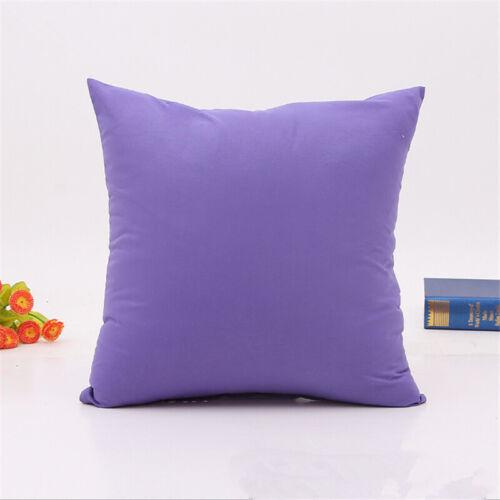 Velvet Pillow Sofa Waist Throw Cushion Cover Home Decor Cushion Cover Case CB