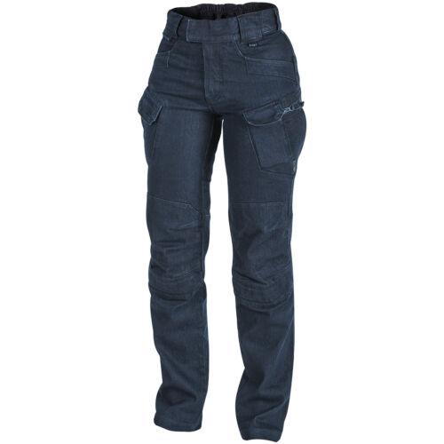 Helikon Women/'s UTP Pants Tactical Hiking Combat Security Trousers Denim Blue