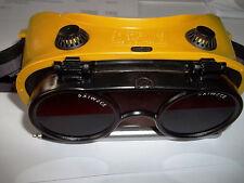 Schweißerbrille/Schutzbrille/DIN5 klappbar/Schleifbrille/Autogenbrille