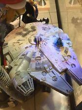 riproduzione collezionismo vintage star wars millennium falcon D: 53 x 35 x 15CM