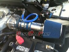 BCP BLUE For 08-12 Accord & CrossTour 3.5 V6 TL Racing Air Intake Kit +Filter