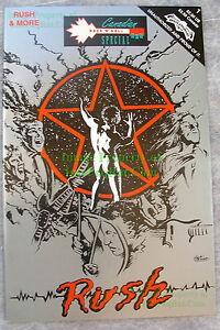 RUSH-Canadian-Special-Edition-Rock-N-Roll-Comic-LIMITED-500-Copies-Archive-Copy