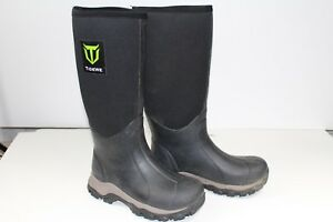et Muck isolant 6 Men 8 And Tidewe Botte néoprène Woman en imperméable Boots dqBanxvP