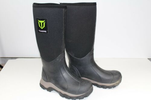 Botte en Men 6 et 8 néoprène isolant Boots Woman Tidewe imperméable And Muck 8qW1w40H