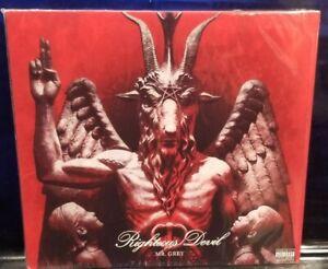 Mr. Grey - Righteous Devil CD SEALED gorilla voltage twiztid juggalo horrorcore
