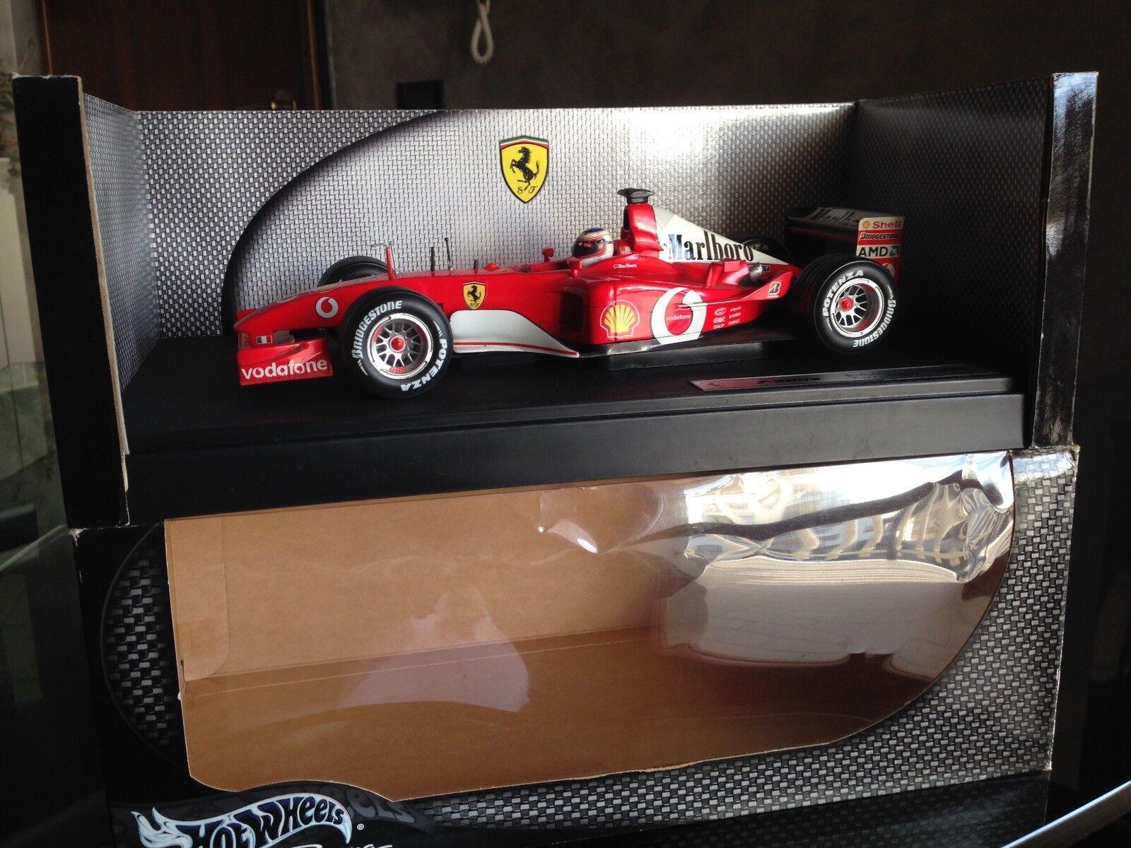 perfezionare Ferrari Ferrari Ferrari 1 18 F-2002 R.Barrichello  Miglior prezzo