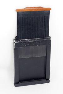 Graflex 3.25 X 4.25 Slotted Film Holder USER QUALITY