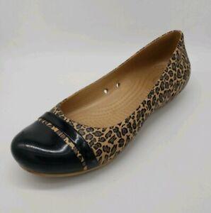 leopard print crocs women's shoes