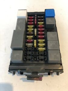 fiat tempra \u0026 tipo fusebox control unit 7720928 ebay Workhorse Fuse Box image is loading fiat tempra amp tipo fusebox control unit 7720928