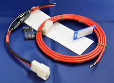 CB/Ham radio 'repair' power cable - universal fit kit