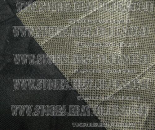Car Grey Black Air Bag Suitable Compatible Front Seat Covers Set Pair