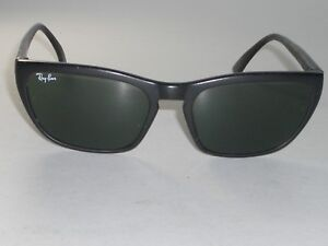 805c4dd5db6 VINTAGE B L RAY BAN W1846 MATTE BLACK G15 PS1 PREDATOR SERIES CATS ...