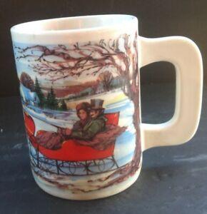 Coffee Mug Tea Cup 1992 Houston Foods