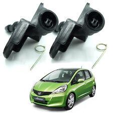 To Honda Jazz Fit 08 - 2012 WindShield Washer Wiper Water Spray Jet Nozzle 4 Pc