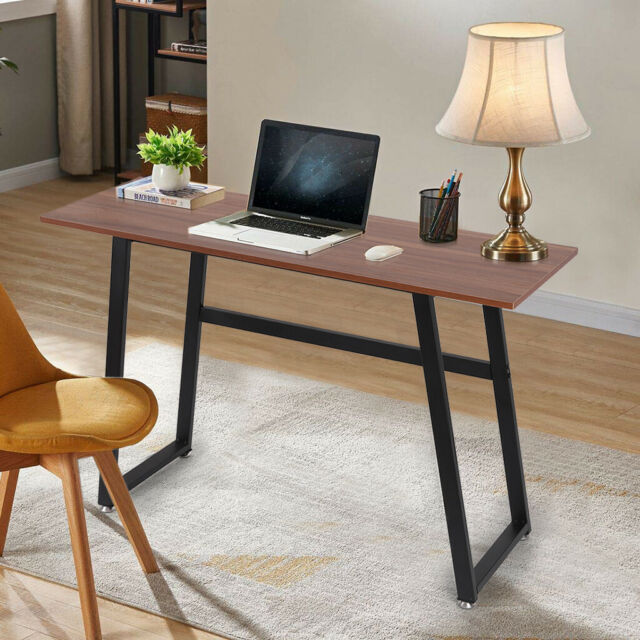 Large Modern Computer Table Writing Desk Workstation for Home and Offce