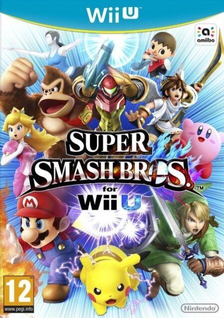 [WIIU] SUPER SMASH BROS pour WII U | Neuf sous blister | Super Smashbros en VF