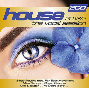 CD-House-The-Vocal-Session-2013-Part-2-di-Various-Artists-2CDs
