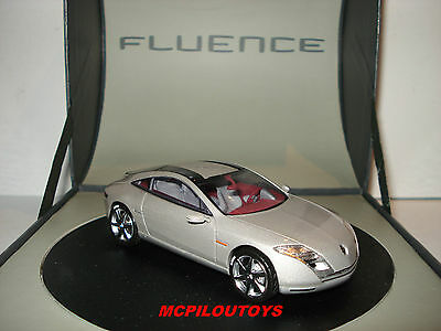2019 Neuer Stil Norev Renault Concept Car Fluence 2004 In Einer Box Mit Blick Auf Die 1/43°