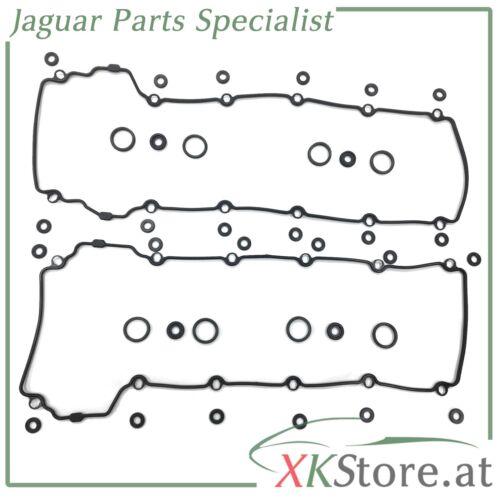 Ventildeckeldichtung Kit L+R XK8 XJ8 AJ88285 AJ88400 NCE2516AB AJ82706 AJ87242