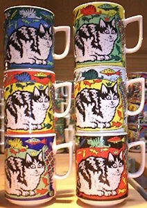 CAT-BOPLA-Porzellan-MAXITASSE-Mug-Cup-Becher-Tasse-Kaffee-Tee-Gluehwein-0-30l