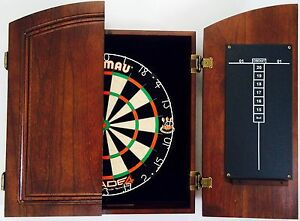 Professional Level Winmau Blade 4 Dart board SET With Cherry ...